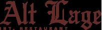 Restaurant Alt Lage Logo
